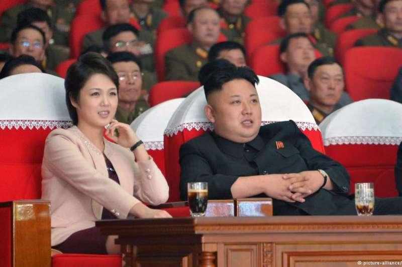 北韓領導人金正恩的妻子李雪主被正式授予「第一夫人」頭銜。(德國之聲)