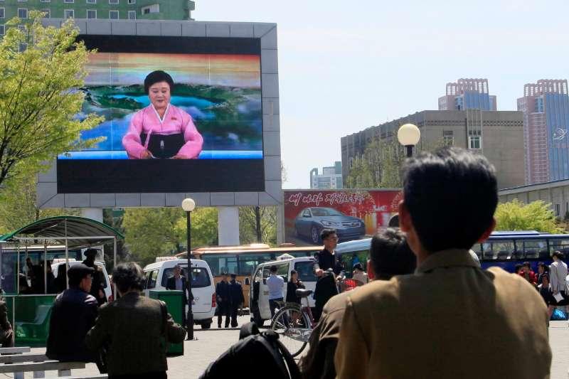 北韓(朝鮮)首都平壤,李春姬(AP)