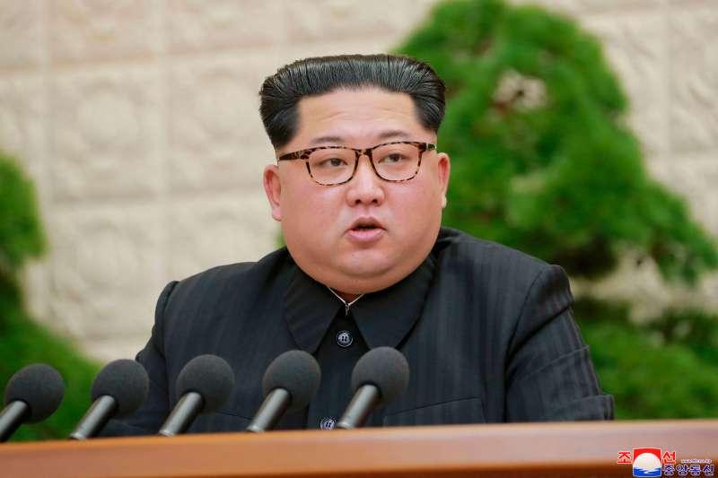 朝鮮勞動黨第七屆中央委員會第三次全體會議4月20日在平壤舉行。朝鮮勞動黨委員長金正恩出席指導會議。