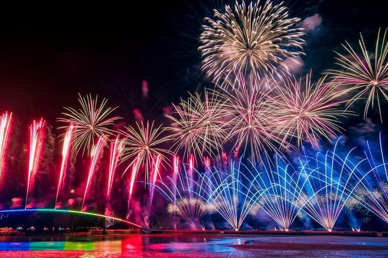 趁著花火節到澎湖旅遊,除了欣賞璀璨煙火,還有很ˋ多好玩好逛的景點等你發掘!(圖/取自Wei-Te Wong@flickr)