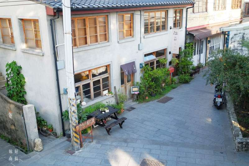 遠離鬧區,漫步在台南的老街區,絕對是與朋友午後一起悠閒度過的好選擇。(圖/妳好南搞提供)