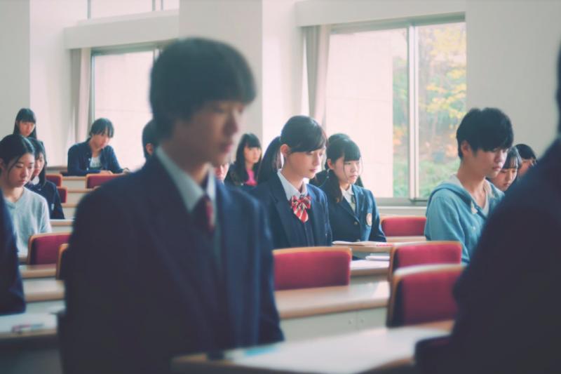 2013年,中山女高國文教師張輝誠,率先提出「自學、思考、表達」的教學理念。(圖/取自youtube)