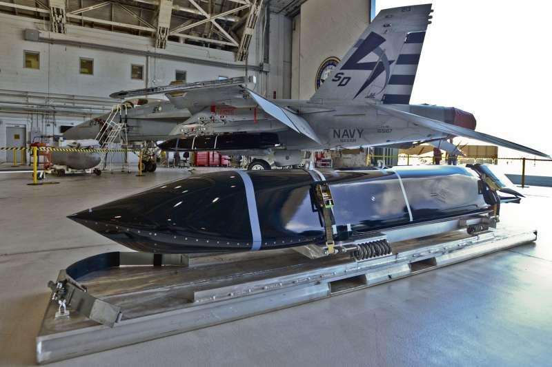 F/A-18E/F所搭載遠程反艦飛彈。(美國海軍官網)