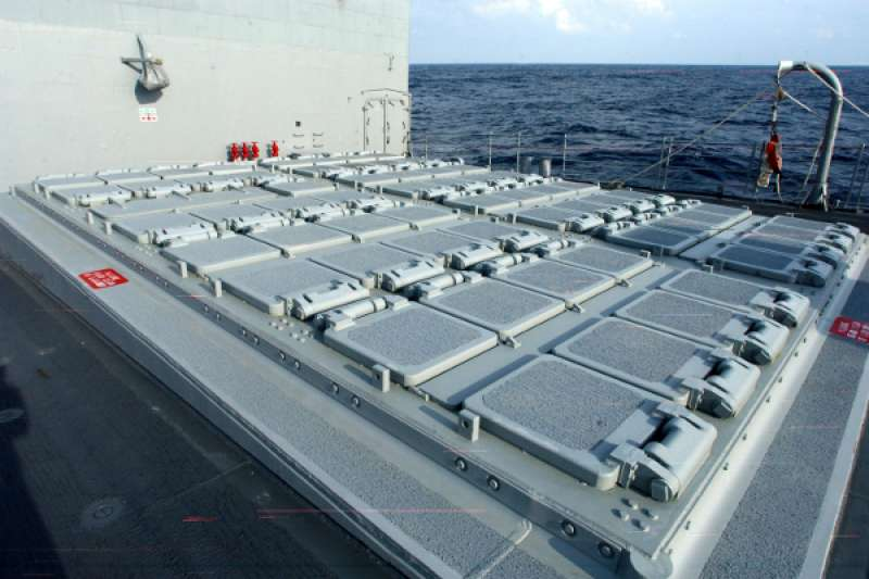遠程反艦飛彈可以安裝在MK-41垂直發射系統。(美國海軍)