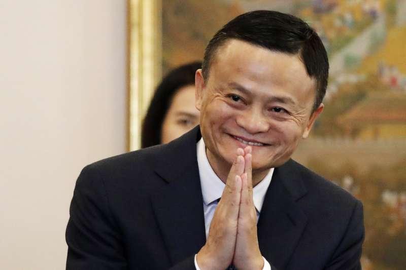 面對持續升溫的中美貿易戰,阿里巴巴集團執行副主席蔡崇信一方面強調中國內需是他們的主要市場,另一方面則表示美國不是進口商品的唯一選擇。(AP)