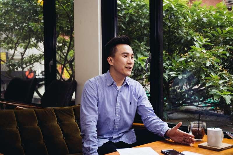林宜儒與讀者分享自己勇敢創業的經驗與精神,並為自己打造想要的工作模式。