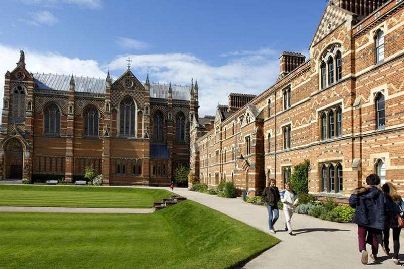 牛津大學學院之 Keble College(德國之聲)
