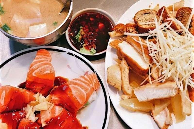 廟口夜市吃不夠?去基隆當個一日吃貨吧!10家超人氣美食讓你從早吃到晚。(圖/ doris_zhen ,MENU美食誌提供)