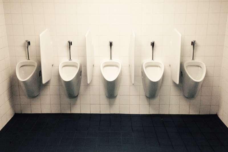 解尿困難,可不一定全是攝護腺的問題!(圖/pixabay)