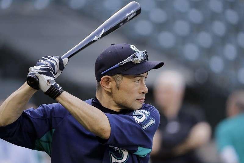 鈴木一朗轉任球隊特助,下季或將會再度披上球衣。 (美聯社)