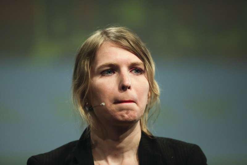 曼寧(Chelsea Manning)維基解密(AP)