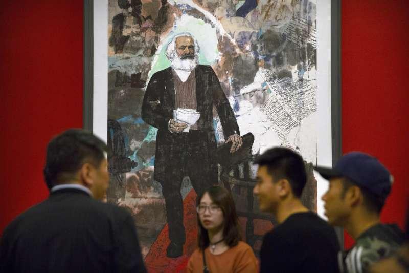 2018年5月5日是馬克思(Karl Marx)200歲誕辰,中國各界大肆慶祝(DW)