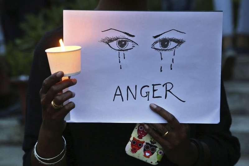 印度東北部加爾克漢德邦( Jharkhand)一名16歲青少女慘遭輪姦殺害。(AP)