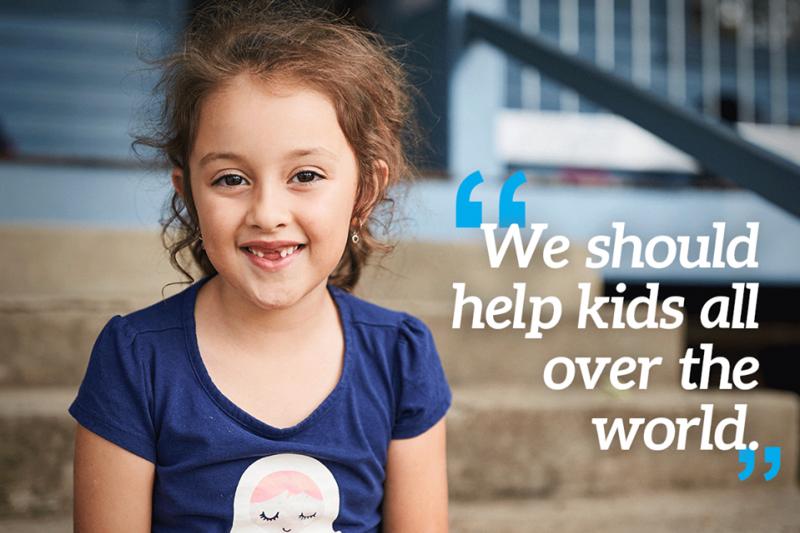 澳洲聯合國兒童基金會用「挖礦」想出募款新招,訪客只要在網頁上停留、貢獻部分電腦運算能力,不出一分錢就能捐款給弱勢兒童,至今已有超過6千人在官網上用此方式捐款。(圖/UNICEF Australia臉書粉專)