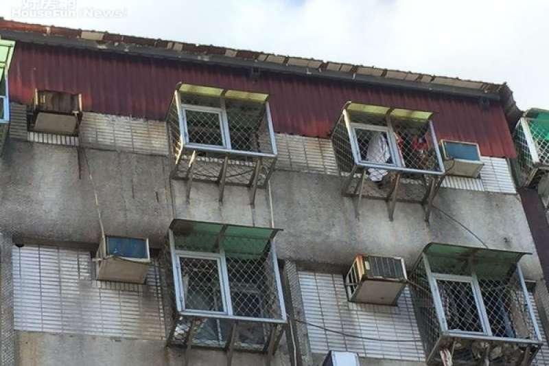 雙北地區多違章建物,租屋族要小心。(此為示意圖。好房網News記者林美欣攝)