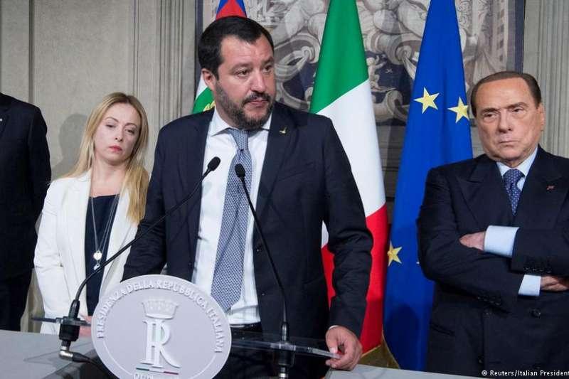 自3月大選以來,義大利各政黨紛爭不斷,無法就組成聯合政府達成一致。(德國之聲)