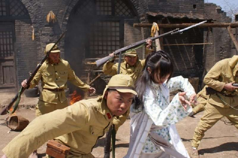 中國有各式各樣橋段誇張的抗日神劇。(取自環球網)