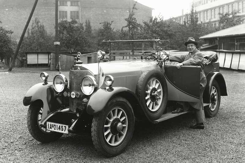 擁有百年歷史的Mercedes-Benz,在行車安全的設計考量總是走在時代最前端。(Photo/by Mercedes-Benz)