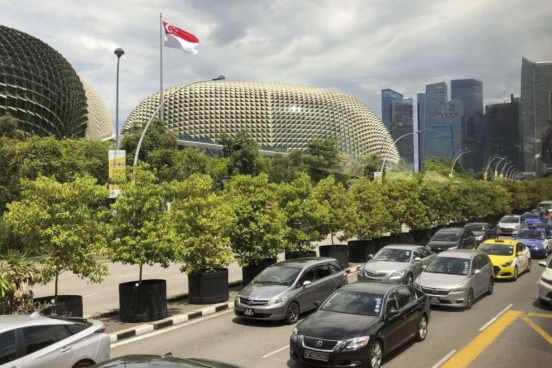 2018川金會,新加坡(AP)