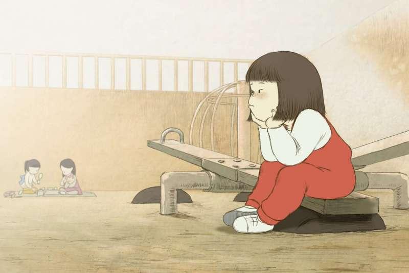 「長(tn̂g)短(té)咖電影院」策畫也納入了南韓動畫短片精選【當我們同在一起】。(圖/高雄電影館提供)