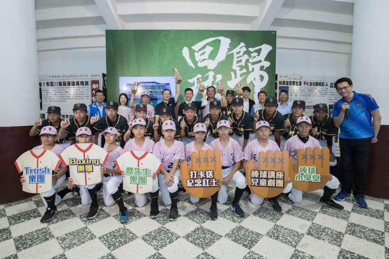 即將啟動重建的新竹市立棒球場26日將舉辦暫別活動,市府廣邀民眾一起「回歸球場」。(圖/新竹市政府提供)