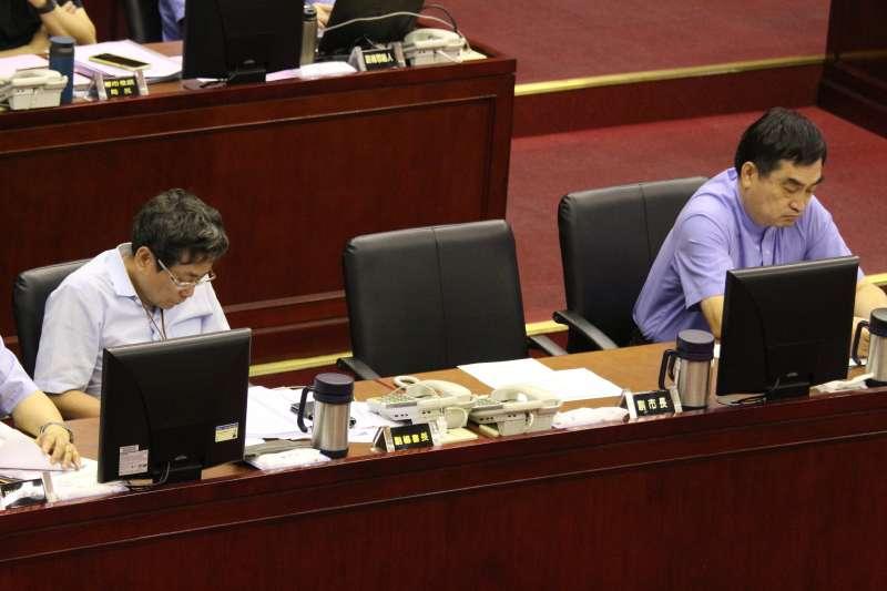 柯綠確定分手!民進黨籍副市長陳景峻缺席市議會引遐想-風傳媒