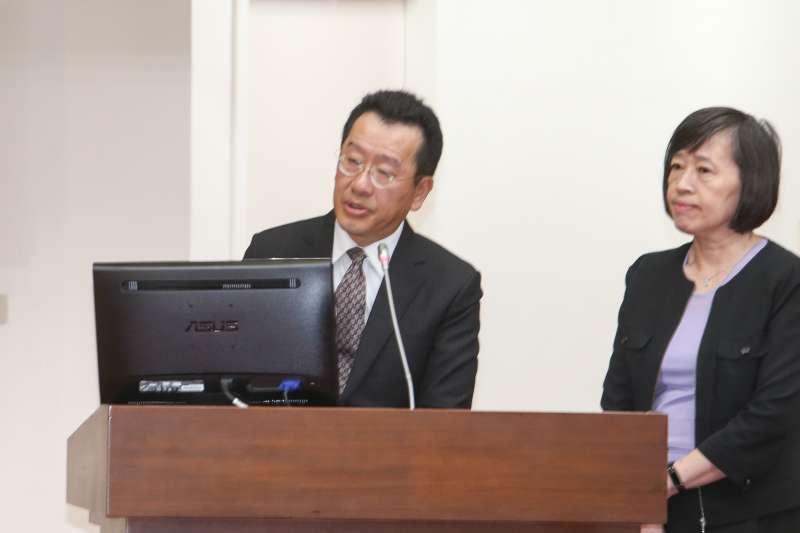 立院公然互控 地震基金董事長陳明仁指控顧立雄護航舊客戶-風傳媒
