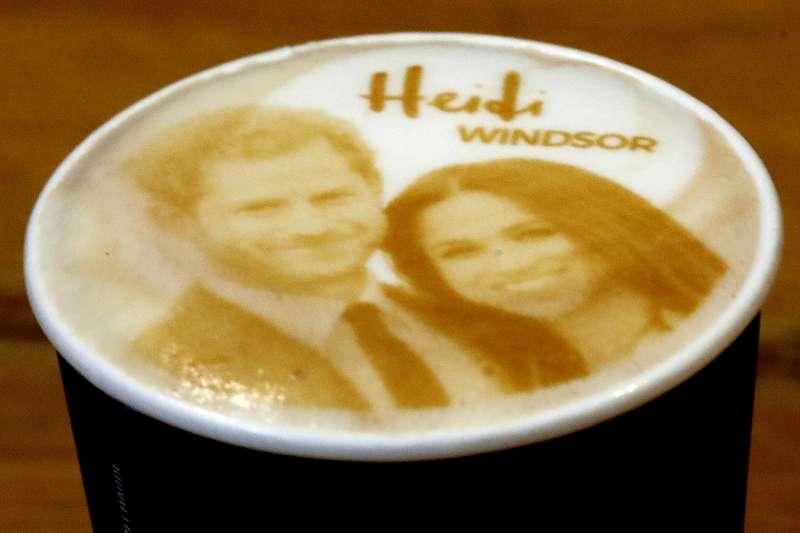 哈利王子與梅根的婚禮將於19日在倫敦溫莎城堡和聖喬治禮拜堂舉行。(美聯社)