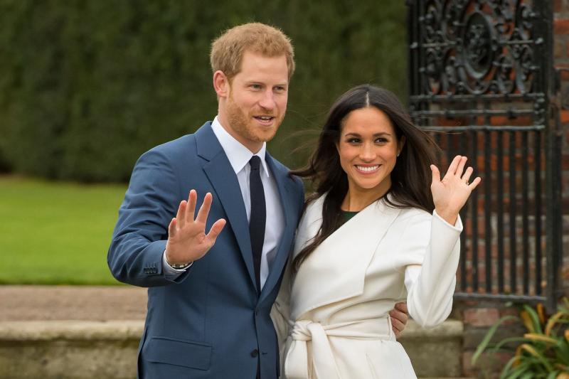 英國哈利王子和美國女星梅根馬克爾確定將共結連理後,女方家族背景成為焦點。(圖/The Royal Family@facebook)