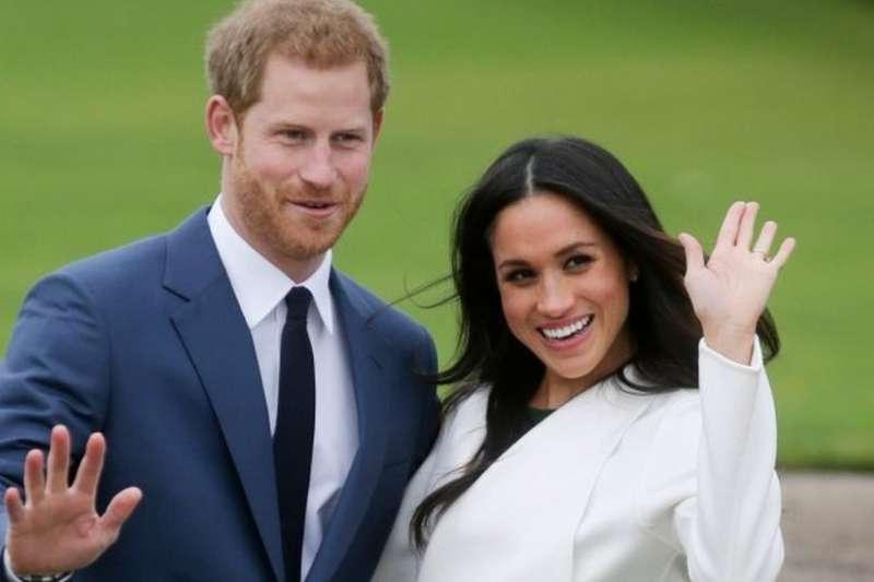 哈利王子19日將與美國女星梅根.馬克爾舉行婚禮。(BBC中文網)