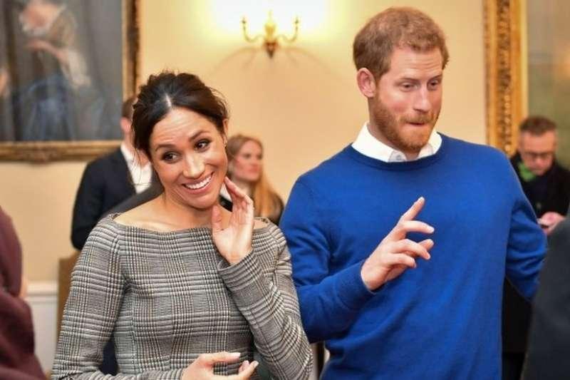 王室婚禮,英國哈利王子與梅根的婚禮即將登場。(BBC中文網)