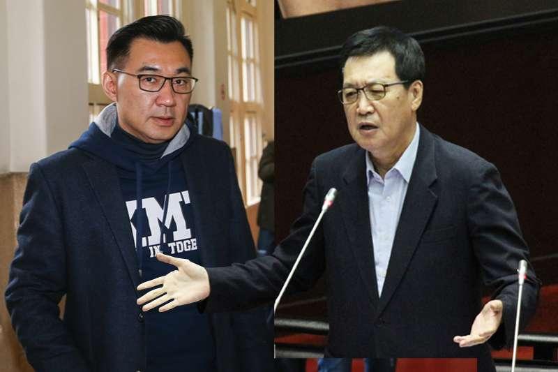 江啟臣、費鴻泰競逐立院總召 黨中央意向影響「世代之爭」走向-風傳媒