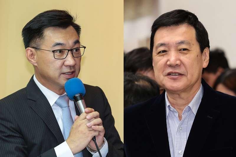 青壯派贏了!立院國民黨團總召 江啟臣2票險勝費鴻泰-風傳媒