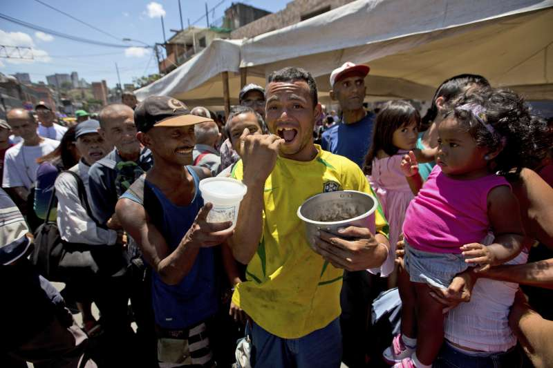 2018年委內瑞拉總統大選結果出爐,民生凋弊的困境短期內難以改善(AP)