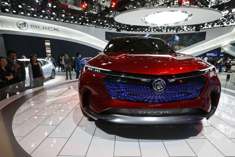 中美貿易戰,美國汽車業(AP)