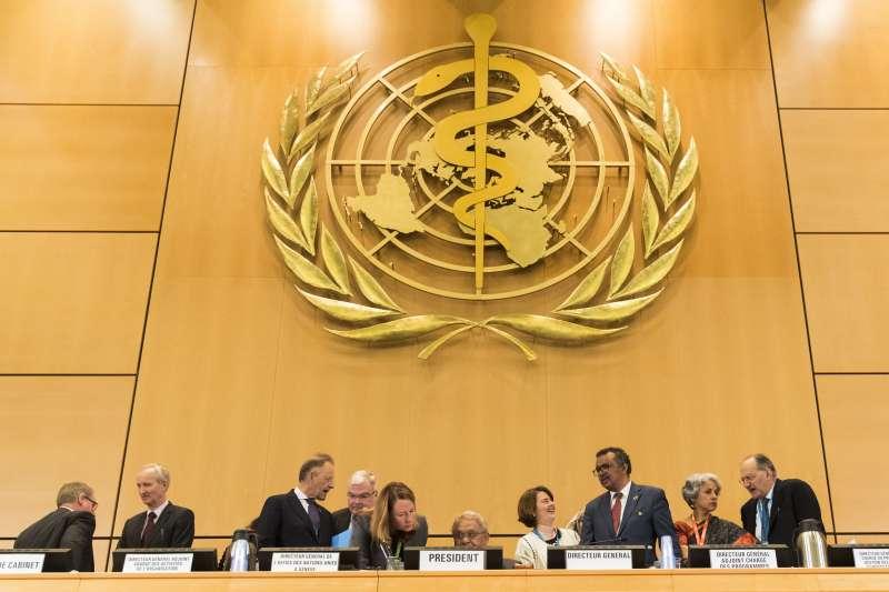 世界衛生大會(WHA)20日開幕,台灣參與世衛議題將上演「2對2辯論」,預計將有4位友邦接力為台灣發言,批評中國政治操作全球健康議題。(資料照,美聯社)