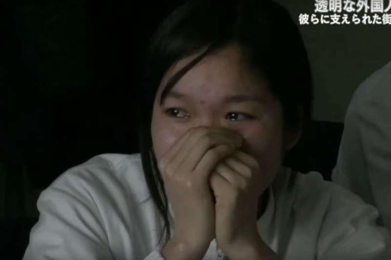 留學掮客看準年輕人的心思,吸引他們掉入陷阱;到了日本,他們又淪為日語學校的搖錢樹。(取自YouTube影片透明な外国人たち)