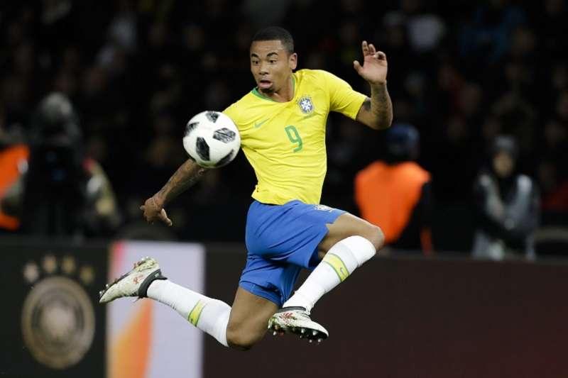 巴西另一名前鋒捷西斯也是今年世足金靴獎熱門人選。(美聯社)