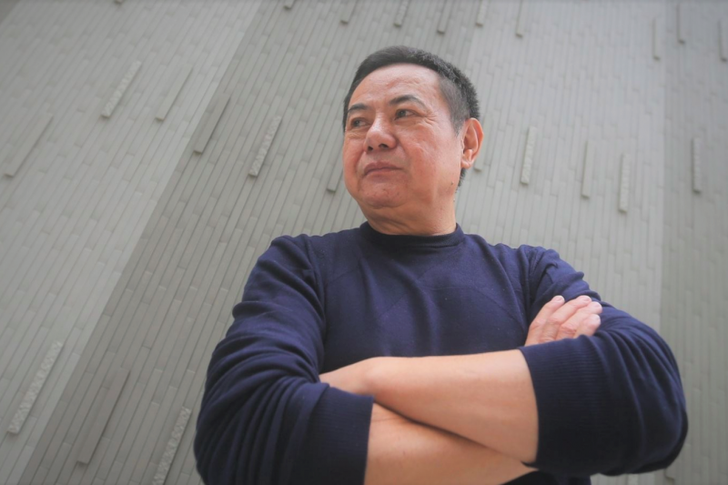 走過台語歌黃金歲月,蔡振南為母語開疆闢土,盼望著台語歌能成為世界音樂的一份子。(圖/中央社文化+提供)