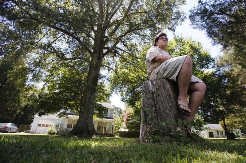 美國跨性別者格林為了爭取跨性別者的如廁權,向法院控告學校,美國聯邦地區法院22日判決,學校限制格林上廁所的作法違憲。(AP)