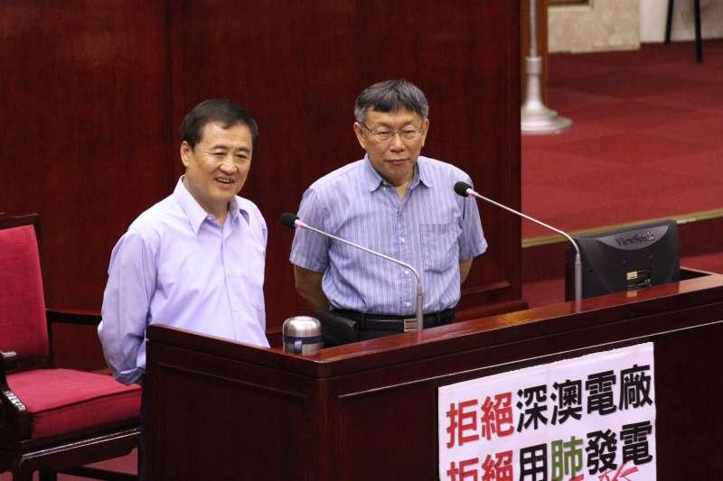 陳景峻免辭!民進黨選對會:黨員應繼續服務市民、以市政為己任-風傳媒