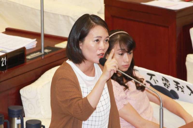 「韓國瑜是童養媳,吳音寧是自家大小姐」  游淑慧批簡舒培雙重標準-風傳媒
