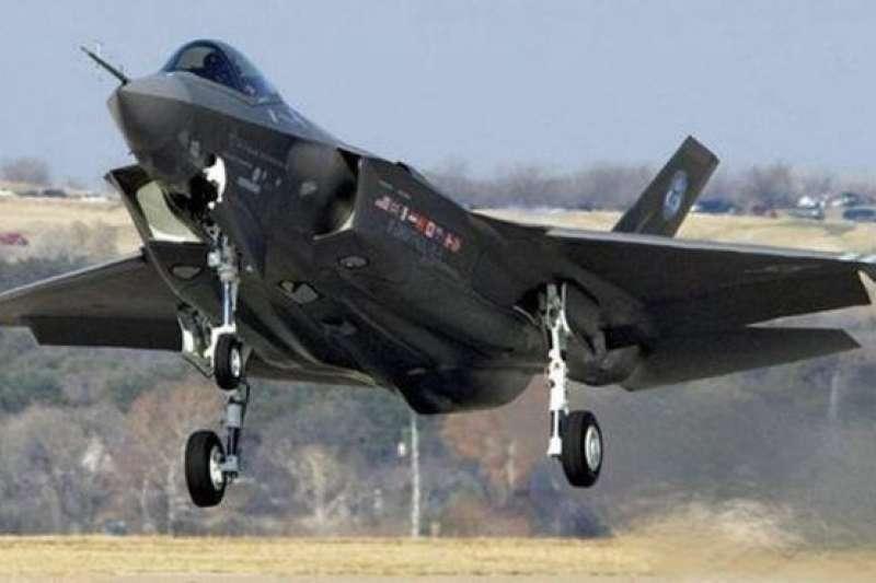 以色列訂購了50架F-35。(BBC中文網)