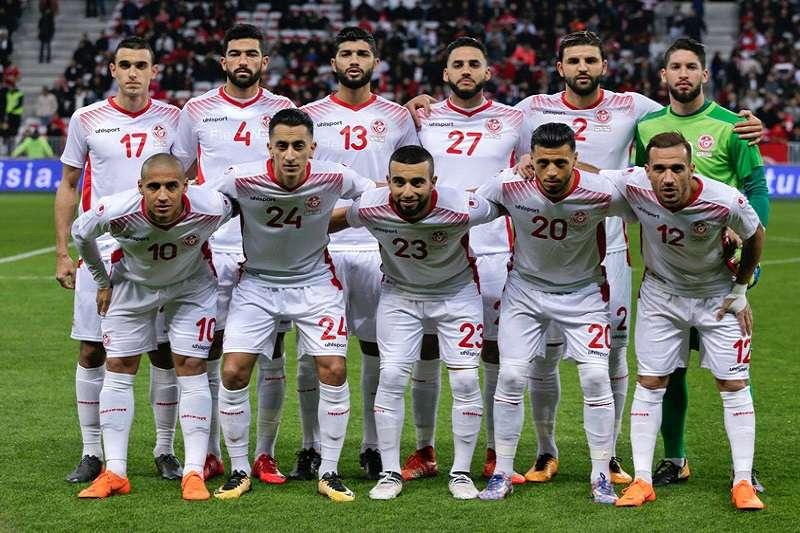 相隔12年再度踏上世界盃,突尼西亞希望帶著北非國家的希望,求得40年來小組賽第1勝。(美聯社)