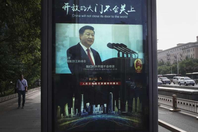 中國確立國家主席習近平主導「主場外交」的外交模式。(AP)