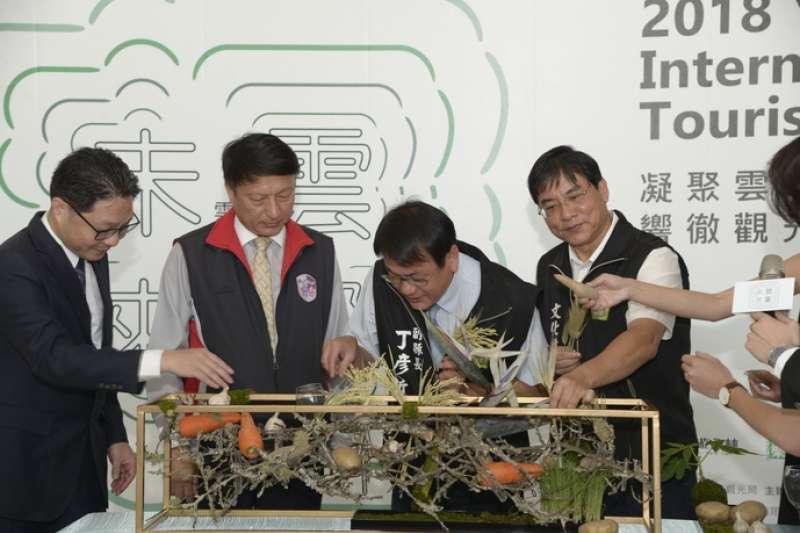 雲林縣政府為積極推動地方產業與文化發展,將於6月1日在三好國際酒店舉辦「雲林國際觀光論壇」。(圖/雲林縣政府提供)