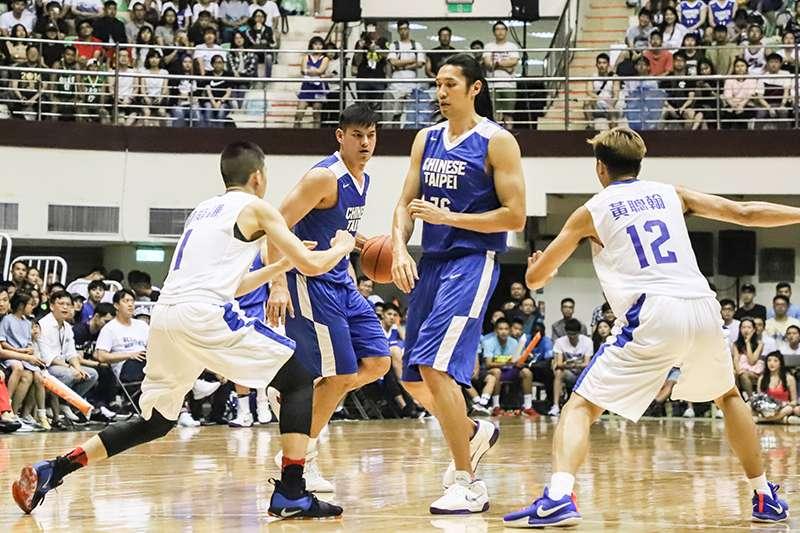 世界盃亞洲區資格賽,台灣主場賽事將在6/29、7/2於和平籃球館舉辦,門票預售將在6/5中午12點開始。(圖/記者余柏翰攝)