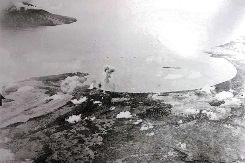 天堂可待墜毀於巴布亞紐幾內亞海岸。AP