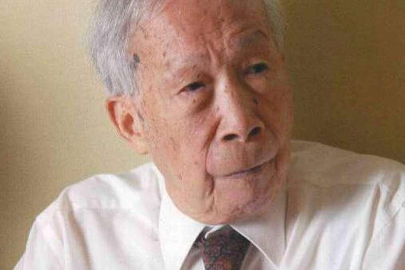 建築師王大閎,昨晚於睡夢中辭世,享壽101歲。(翻攝臉書「王大閎的世紀」)
