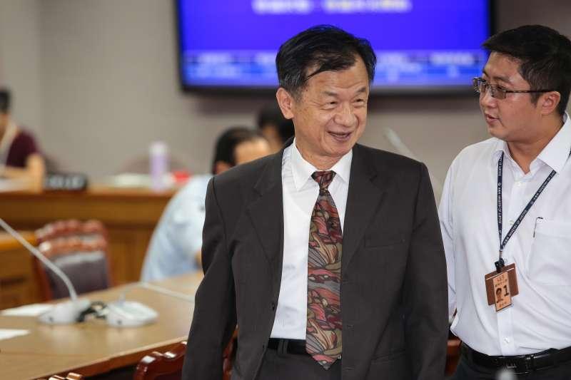 陳菊苦勸 終於讓邱太三同意轉任國安會諮詢委員-風傳媒